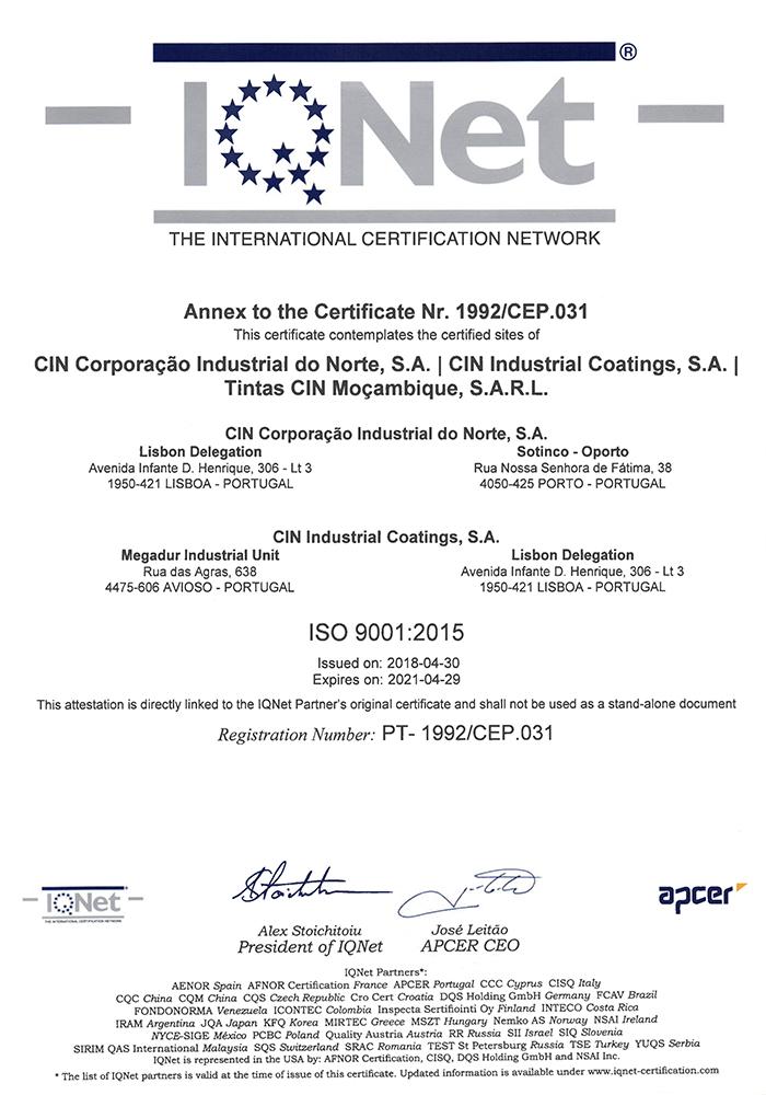 ISO14001 质量管理